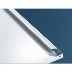 META Regalboden V230, Fachlast 230 kg, verzinkt, L: 1000 mm x T: 400 mm